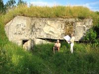 Borne Sulinowo z GPS po bunkrach